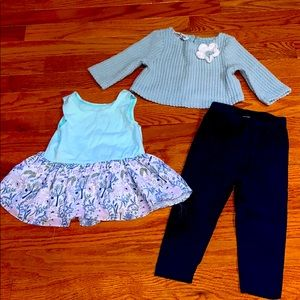 Pippa and Julie 3 piece outfit-perfect condition